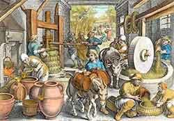 historia de la elaboracion del aceite de oliva