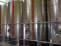 Almacenamiento del aceite de oliva elaborado