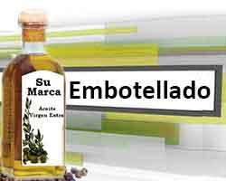 aceite de oliva embotellado